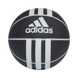 ADIDAS 3-STRIPES RUBBER BASKETBALL 5